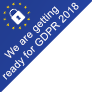 We are getting ready for GDPR 2018